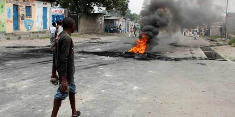 La FIDH évoque au moins 42 morts dans des manifestations en RDC
