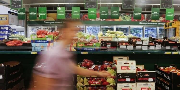 Moscou revoit en hausse à 7,5% sa prévision d'inflation 2014