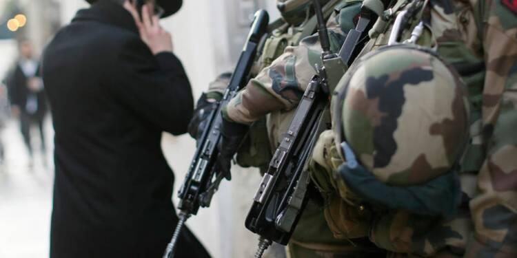 Le nombre d'actes antisémites a doublé en France en 2014