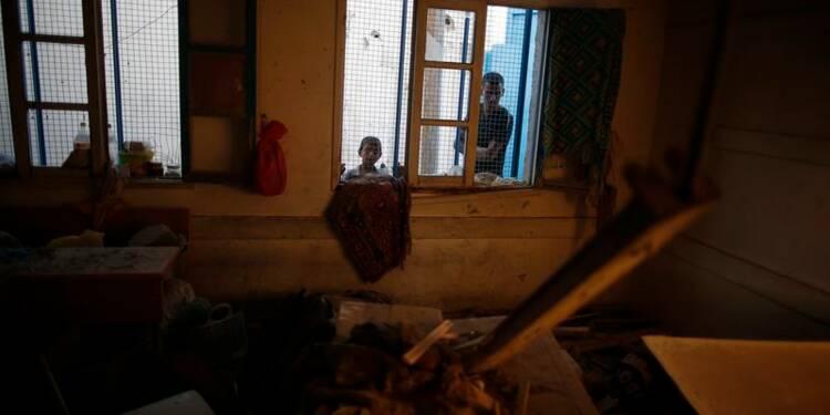 Une école de l'Onu bombardée à Gaza, au moins 15 morts
