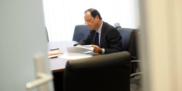 Pour la droite, le projet de Hollande matraque les classes moyennes