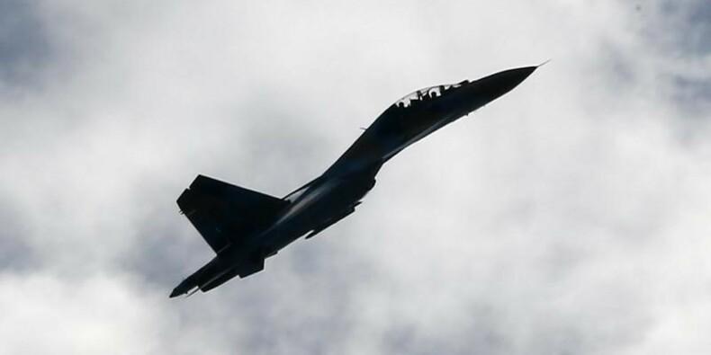 Un chasseur russe a abattu un avion ukrainien, selon Kiev