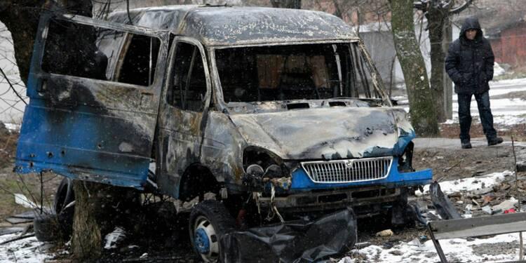 L'UE veut laisser du temps aux discussions de paix sur l'Ukraine