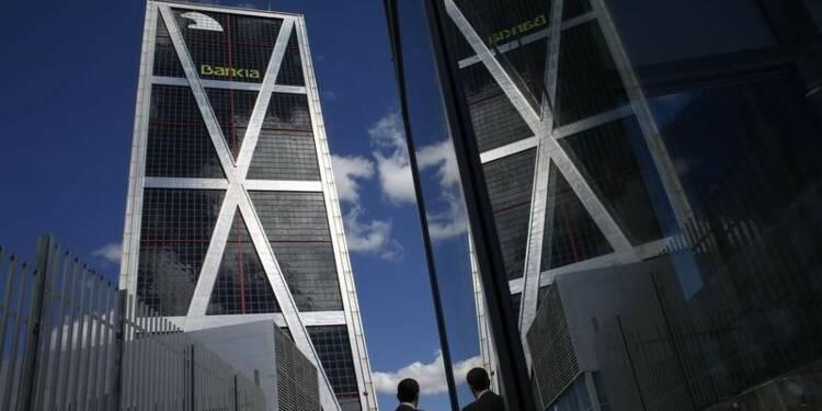 La justice veut que Bankia constitue un dépôt de garantie