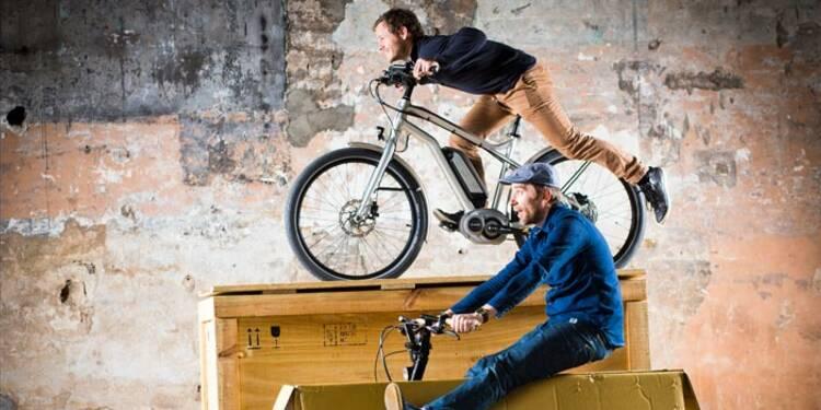 Grégory Sand et Emmanuel Antonot (Moustache Bikes) : ils ont créé la Rolls du vélo électrique