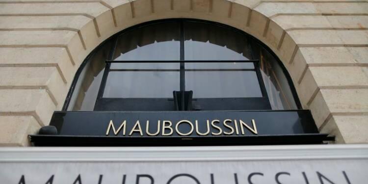 Mauboussin, prudent pour 2015, quitte la place Vendôme