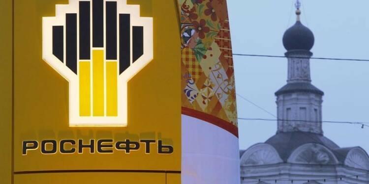 Les compagnies pétrolières russes visées par les sanctions