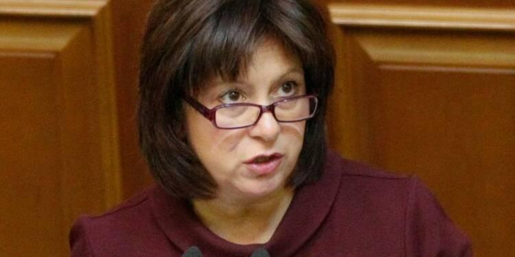 L'Ukraine appelle à la mobilisation financière de ses partenaires