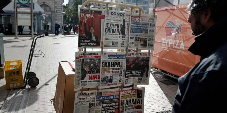 La victoire de Syriza, trompe-l'oeil grec de la gauche française
