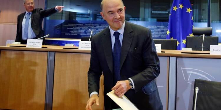 Pierre Moscovici peine à convaincre les députés européens