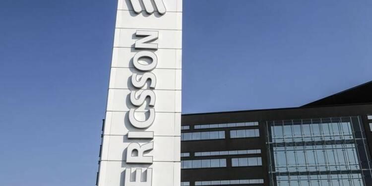 Ericsson avertit sur un ralentissement de la demande aux USA