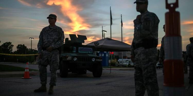 Le calme revient à Ferguson, la Garde nationale se retire