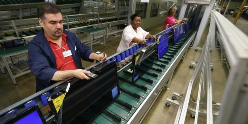 Les prix producteurs en hausse de 0,2% en octobre aux Etats-Unis