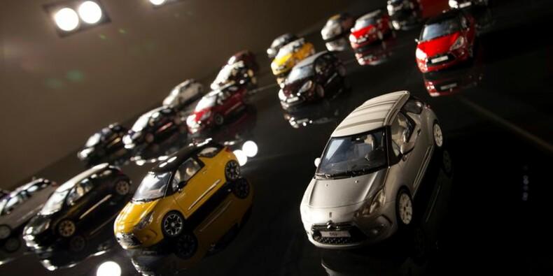 Le marché reste difficile pour les voitures, même miniatures