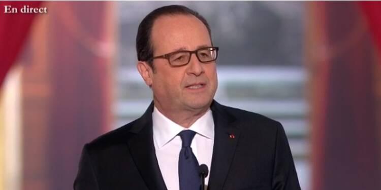 En direct : la conférence de presse de François Hollande