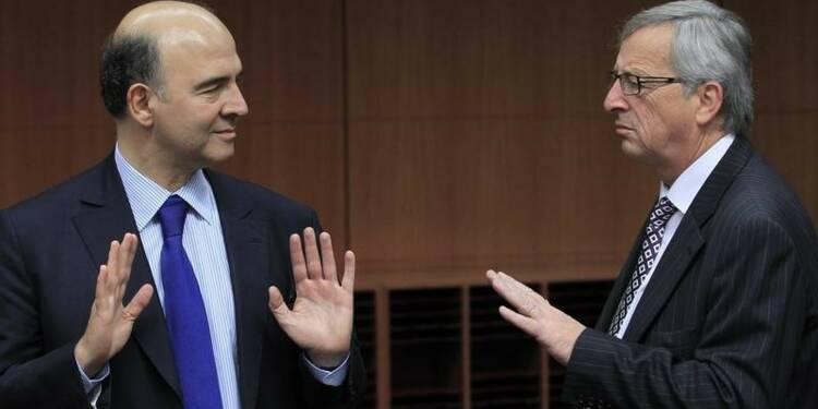 Pierre Moscovici prend la défense de Jean-Claude Juncker