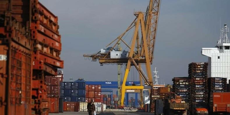 Excédent commercial accru en mai dans la zone euro