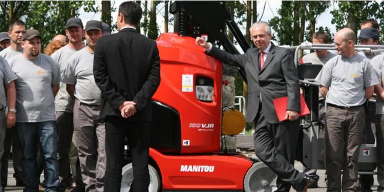 Le patron de Manitou a redressé le géant mondial des chariots élévateurs