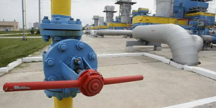 Naftogaz verse 1,45 milliard de dollars d'arriérés à Gazprom