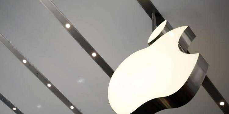 Les ventes d'Apple inférieures aux attentes malgré la Chine