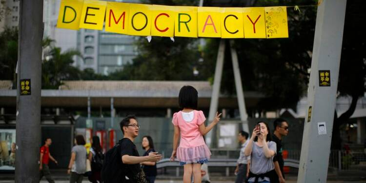 Le mouvement étudiant à Hong Kong repart et gagne en vigueur