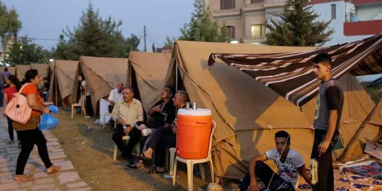 Plusieurs centaines d'Irakiens ont demandé asile à la France