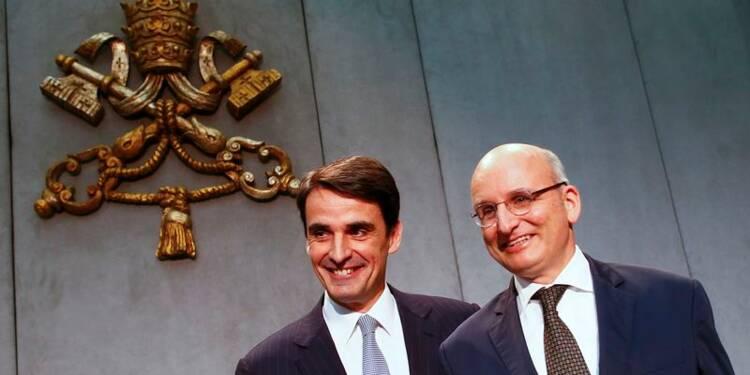 Le Vatican restructure sa banque et promet la transparence
