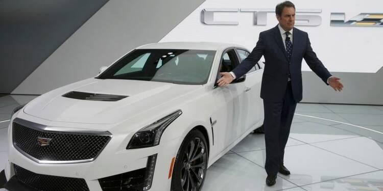 General Motors prévoit des bénéfices en hausse en 2015
