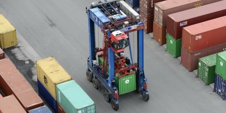 Chute des exportations allemandes vers la Russie au 1er semestre
