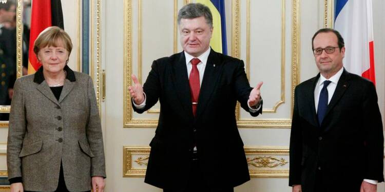 Grandes manoeuvres diplomatiques en Ukraine