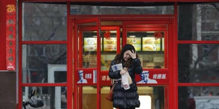 Yum Brands prévoit moins de bénéfices à cause de la Chine