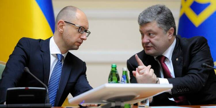Kiev accuse Vladimir Poutine de vouloir détruire l'Ukraine