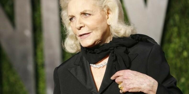 L'actrice américaine Lauren Bacall s'est éteinte