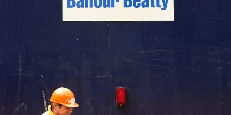 Carillion renonce à son offre sur Balfour Beatty