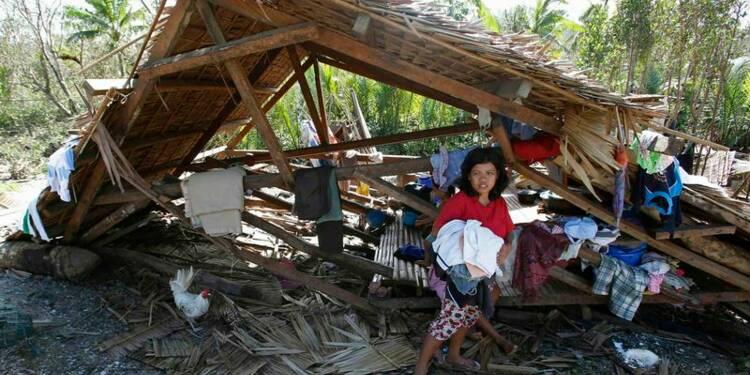 Le typhon Hagupit a fait 27 morts aux Philippines