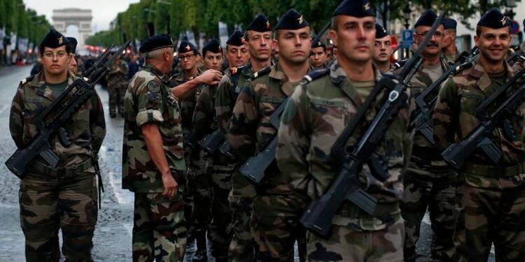 14-Juillet de souvenir et de motivation pour François Hollande