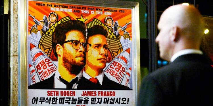 "Grogne à Hollywood après l'annulation par Sony de ""The Interview"""