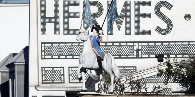 La bataille du luxe a pris fin entre Hermès et LVMH