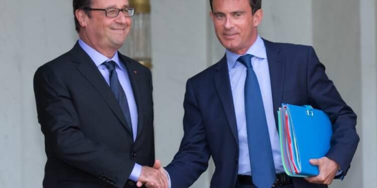 Valls confiant d'obtenir la majorité pour sa nouvelle équipe