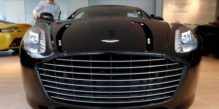 Un cadre de Nissan recruté comme DG chez Aston Martin