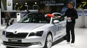 Skoda a vendu plus d'un million de voitures en 2014, un record