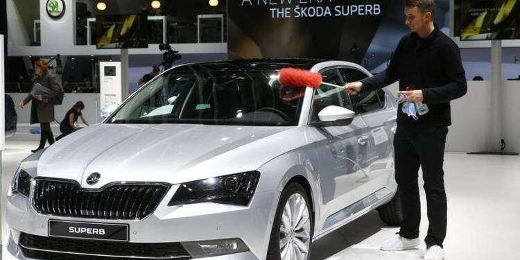 Skoda a vendu plus d'un million de voitures en 2014, un record