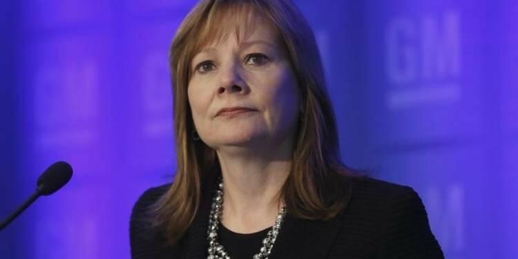 GM prévoit un marché stable aux Etats-Unis en 2015, incertain en Europe