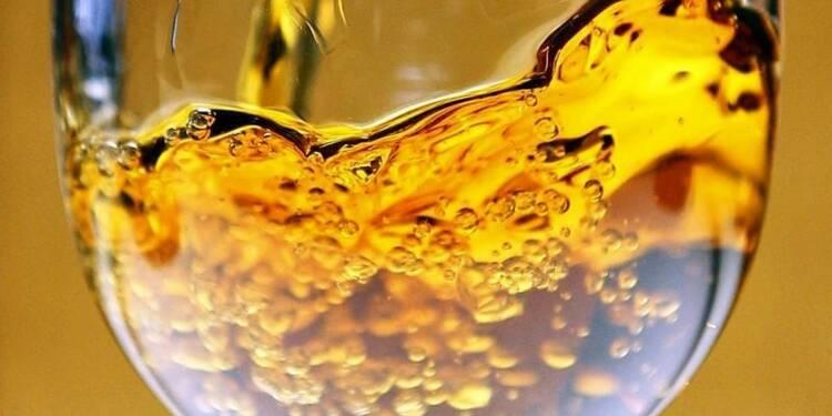 Les exportations de Cognac se sont tassées en 2014