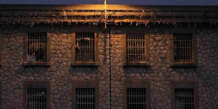 COR-La surpopulation carcérale distingue la France en Europe