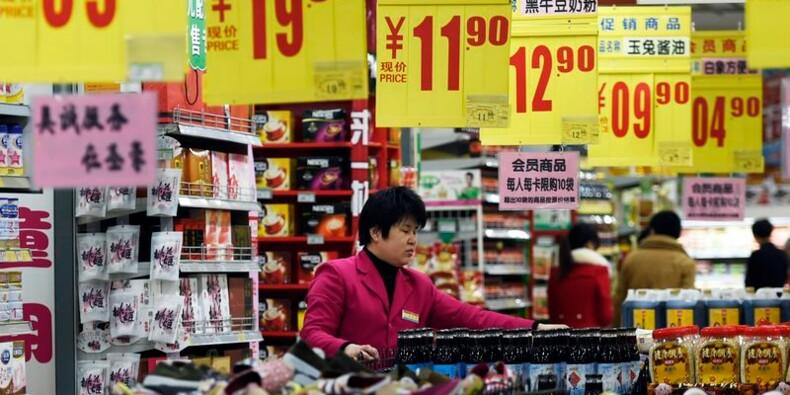 Rebond inattendu de l'indice des prix à la consommation en Chine