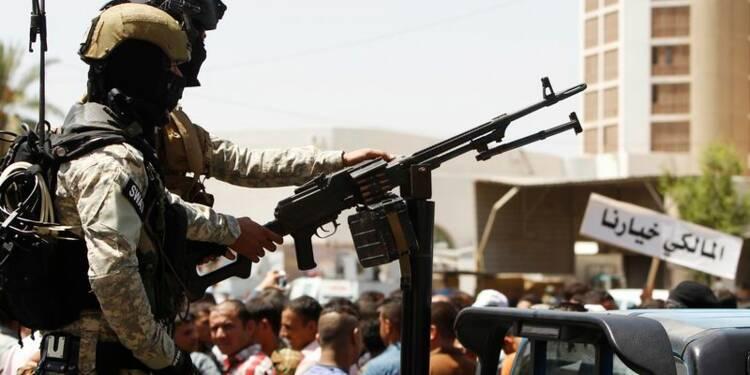 Désavoué, le Premier ministre irakien Nouri al Maliki s'accroche