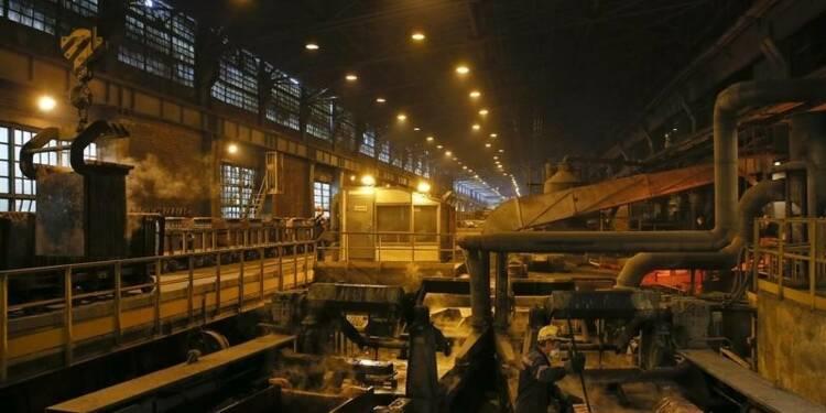 L'activité manufacturière se contracte en Russie