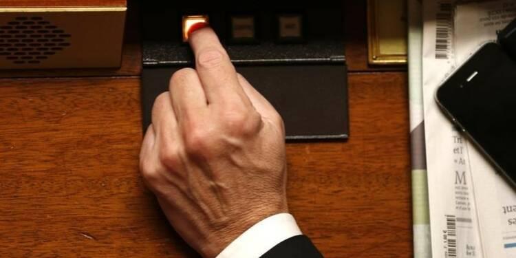 Vote de la suppression de la première tranche d'impôt