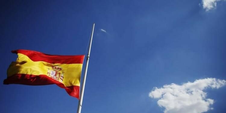 COR-Le PIB de l'Espagne en hausse de 0,6% au 2e trimestre